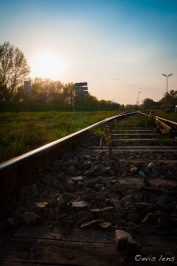 sun and rails