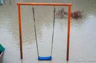 flooded swing